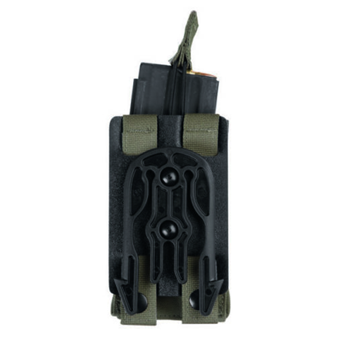 Model 6004-24 Mls Accessory Fork On Small Molle Plate
