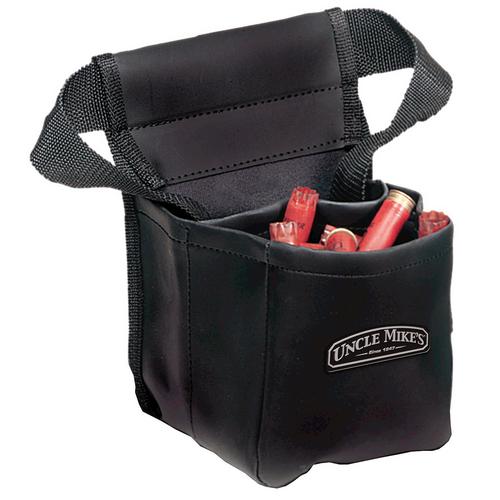 Black Padded Cordura Shell Bag