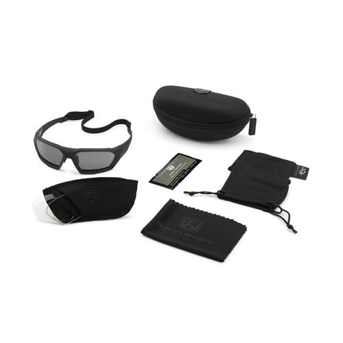 Shadowstrike Ballistic Sunglasses U.S. Miltary Kit