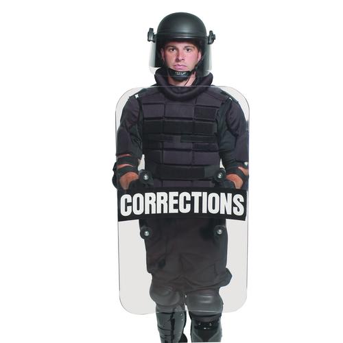 Torso Length Containment Body Shield