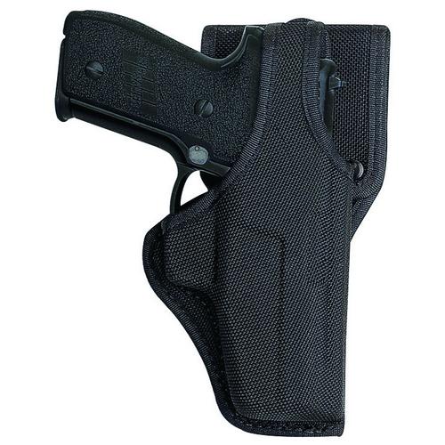 Model 7115 Vanguard Mid-Ride Duty holster w/ Jacket Slot Belt Loop