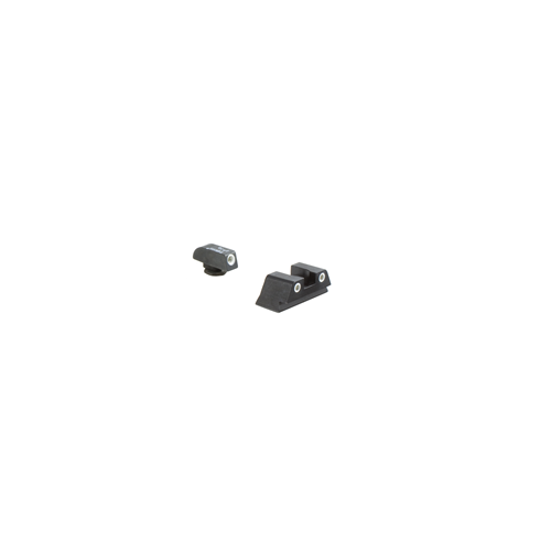 Bright & Tough Night Sights - For Glock Small Frames