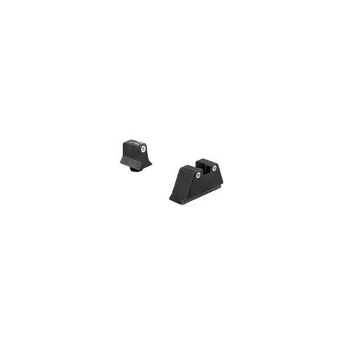 Bright & Tough Suppressor Sights - for Glock Standard Frames