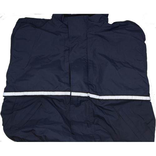 Fleece-Lined Waterproof Tech Jacket