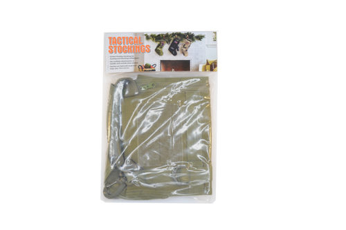 Caliber Gourmet Tactical Stocking, Od