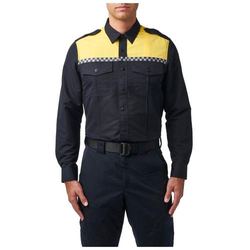Fast-tac Uniform Ls Shirt - 5-72525750XLR