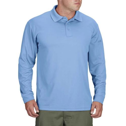 Einstein Security I.C.E. Polo Shirt Long Sleeves