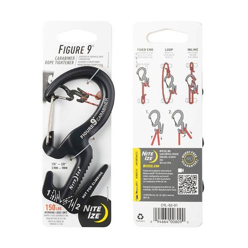 Carabiner Rope Tightener