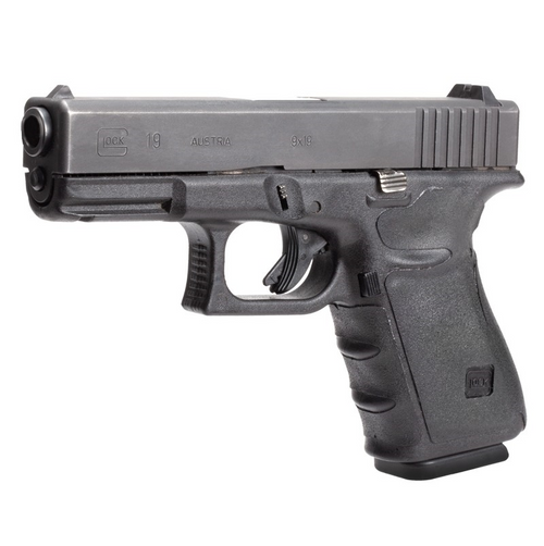 Glock 17 22 31 34 Wrap Rub Blk Gen 4 Sb