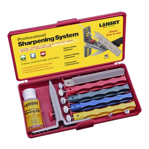 Professional Sharpening System