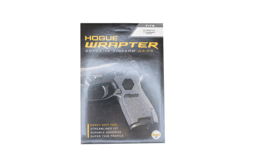 Sig Sauer P320 Full Size (x5 Grip Module): Wrapter Adhesive Grip