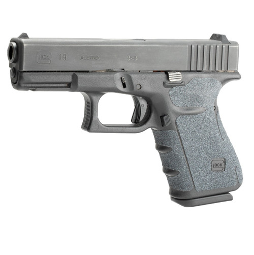 For Glock 19, 23, 32, 38 (gen 3): Wrapter Adhesive Grip