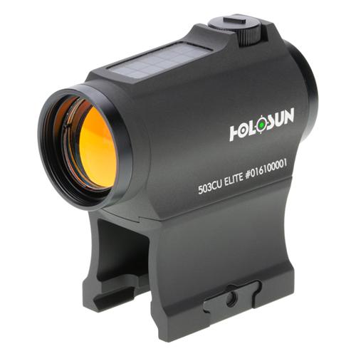 He503cu-gr Elite Micro Green Dot Site