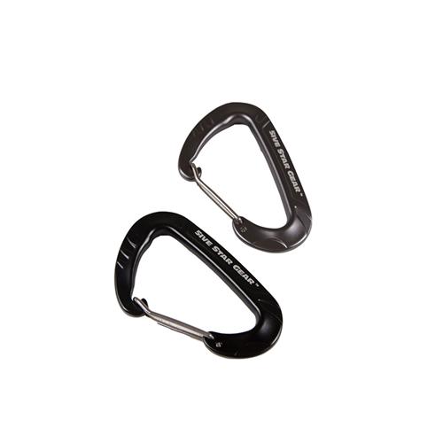 Wiregate Carabiner - 2 Pack
