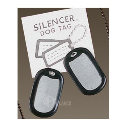 Dog Tag Silencers