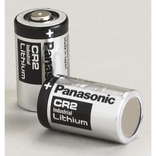 Cr2 Lithium Batteries - 2 Pk -