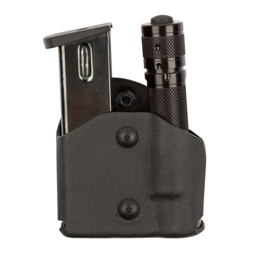 Model 574 Magazine Holder and Light Pouch, Paddle