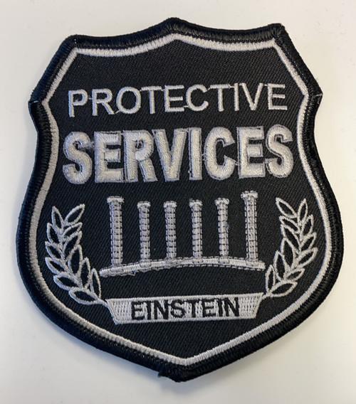 Einstein Security Shoulder Patch