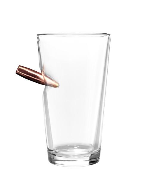 Last Man Standing - Bullet Pint Glass