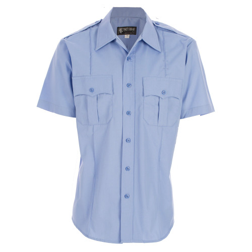 Tact Squad 8013 Poly/Cotton Short Sleeve Uniform Shirt (65% Poly / 35% Cotton)