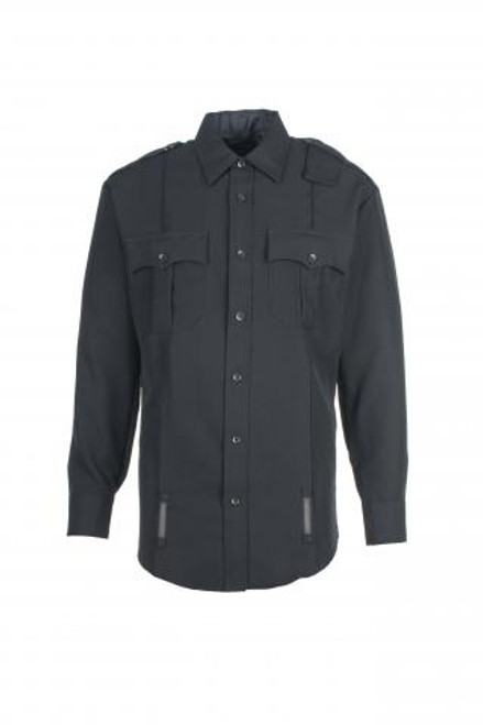 PROFESSIONAL POLY LONG-SLEEVE DUTY SHIRTS