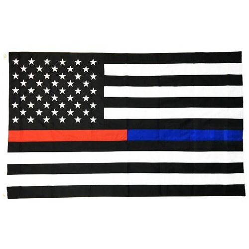 Thin Blue/Red Line