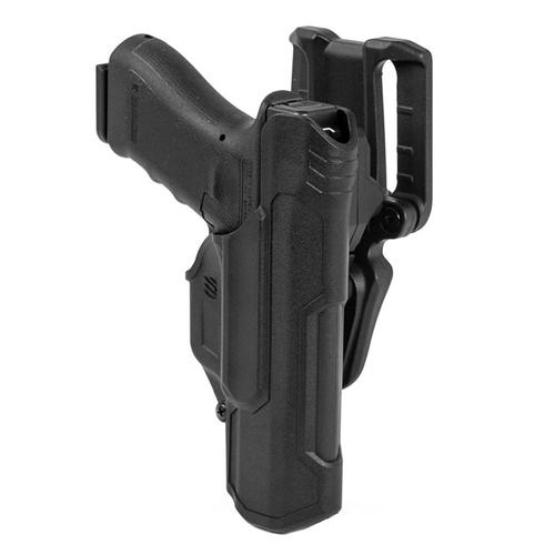 T-Series L3D LB Black RDS Sig P320/P250/M17/M18 w/TLR 1/2 RH, Box