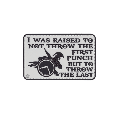 First Punch Morale Patch