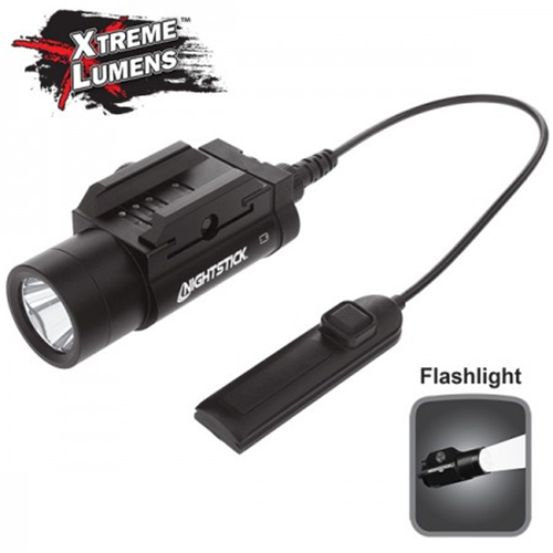 Xtreme Lumens Tactical Weapon-mounted Light W/ Remote Pressure Switch - Long Gun