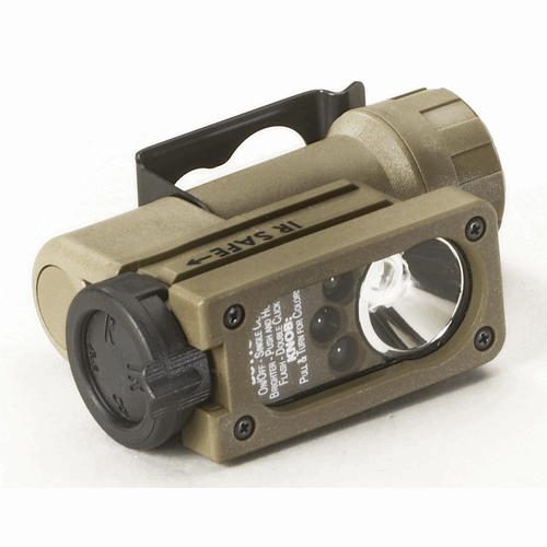 Sidewinder Compact Tactical Flashlight