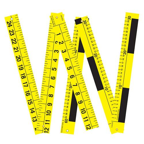 3-part Folding Scale