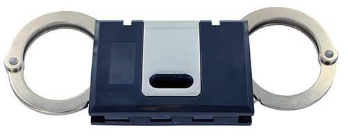 Model 7084 Blue Box Cover For Chain Handcuffs