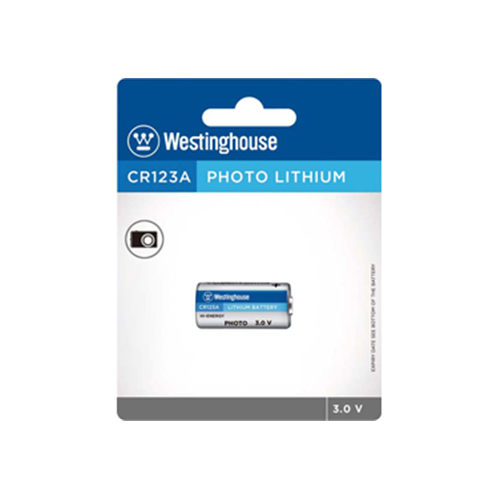 Westinghouse Cr123 Lithium 1 Pack
