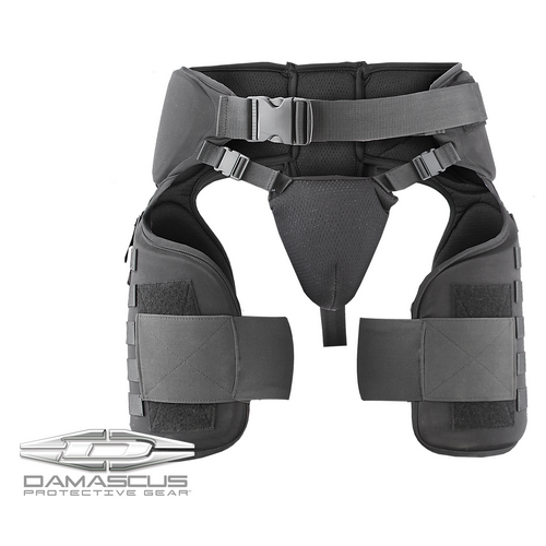 Tg40 : Imperial Thigh / Groin Protector With Molle System