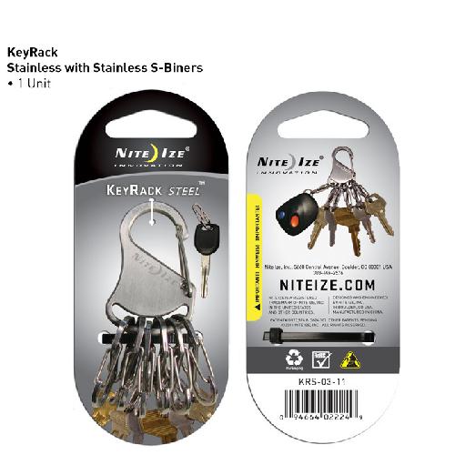 Keyrack Steel Stainless