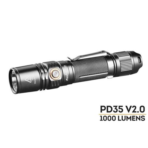 Pd35 V2.0 1000 Lumens Flashlight