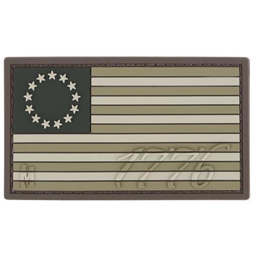 1776 Us Flag Morale Patch