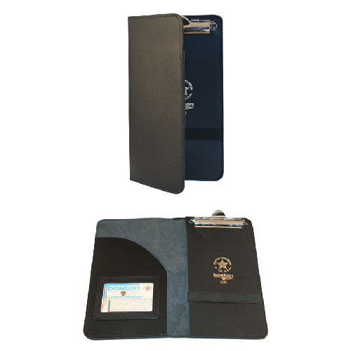 Citation Book W/pocket & Id With Clip