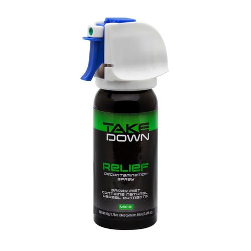 Takedown Relief Spray Mk-iii