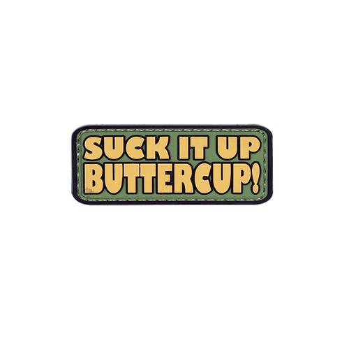 Buttercup Morale Patch