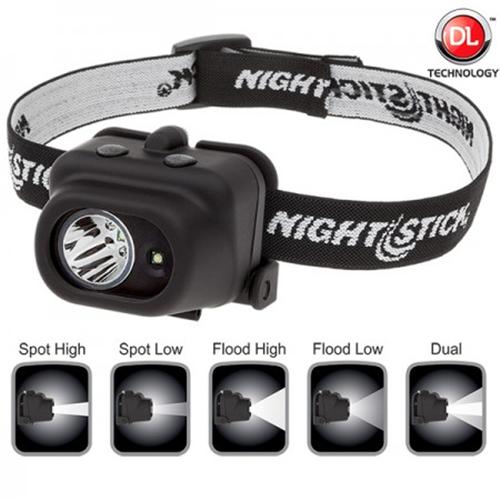 Dual-light Multi-function Headlamp