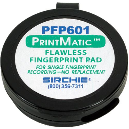 1 5/8'' Printmatic Thermoplastic Ink Pad