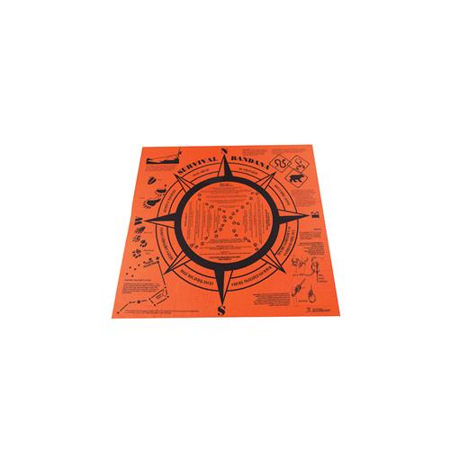 Survival Handkerchief