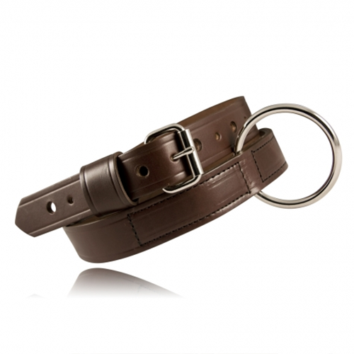 1 1/2 Restraint Belt, Brown Standard