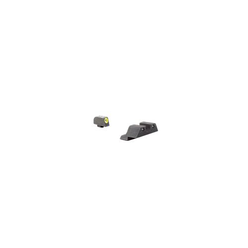 Hd Night Sights - For Glock Standard Frames - TJ-GL101Y-RY