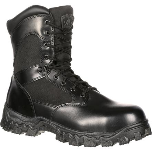 Alpha Force Waterproof 400G Insulated Public Service Boot