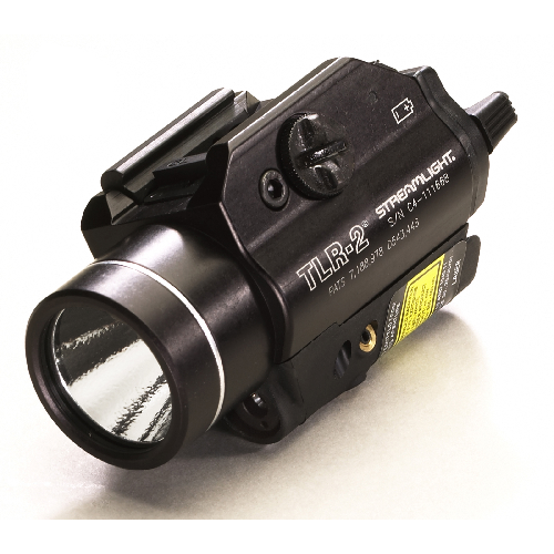 A Tlr-2 Weapons Mounted Light With Laser Sight - 69120