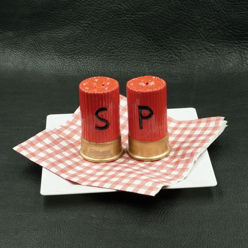 Shotgun Salt And Pepper Shakers