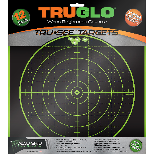 TRU-SEE Splatter Target 100 Yard