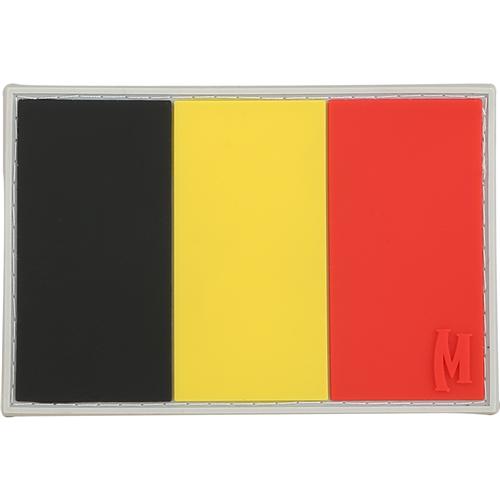 Belgium Flag Morale Patch